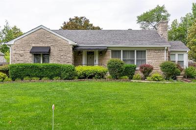 New Albany IN Single Family Home For Sale: $145,500