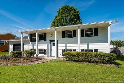 New Albany Single Family Home For Sale: 1007 Harbrook Drive