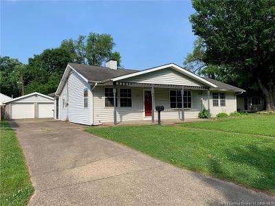 Jeffersonville Single Family Home For Sale: 1507 Elliott Avenue