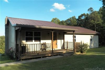 Harrison County Single Family Home For Sale: 7920 Hwy 337 NW