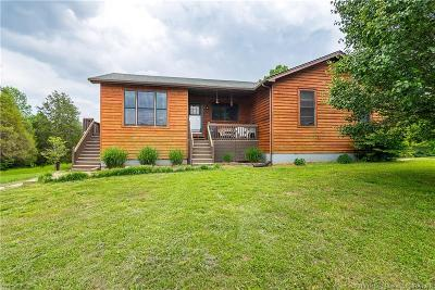 Harrison County Single Family Home For Sale: 1695 Smith Campground Road SE