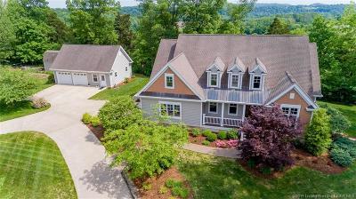 Corydon Single Family Home For Sale: 1391 Ridgewood Drive NW
