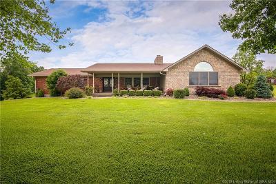 Harrison County Single Family Home For Sale: 3796 Kayla Court NE