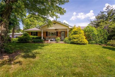 Floyd County Single Family Home For Sale: 4196 E Luther Road