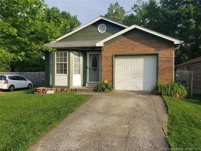 Floyd County Single Family Home For Sale: 3829 Franklin Street