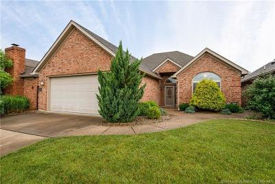 Jeffersonville Single Family Home For Sale: 2403 Aspen Way