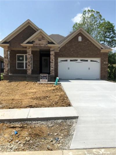 Floyds Knobs Single Family Home For Sale: 312 Tuscany Drive NE
