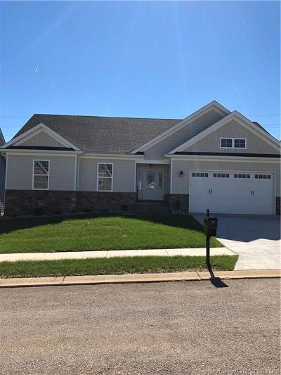 Floyd County Single Family Home For Sale: 1029 Villas Court