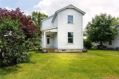 Charlestown Single Family Home For Sale: 1390 New Street