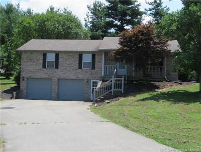 Georgetown Single Family Home For Sale: 1380 Oakes Road
