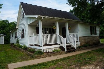 Lawrence County Single Family Home For Sale: 612 Peerless Road