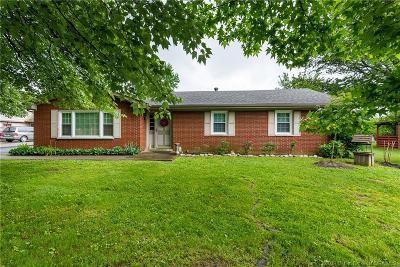 Clark County Single Family Home For Sale: 113 W Loma Vista Drive