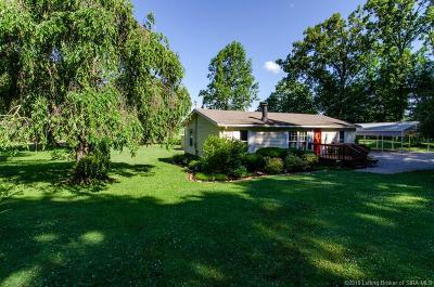 Corydon Single Family Home For Sale: 6760 Spring Way Drive SE