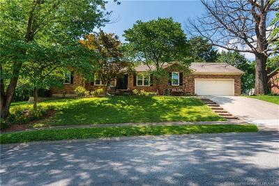 Floyd County Single Family Home For Sale: 1127 Eastridge Drive
