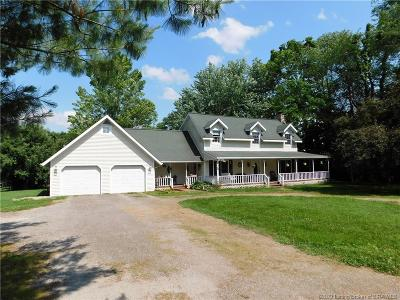 Washington County Single Family Home For Sale: 2063 N State Road 135