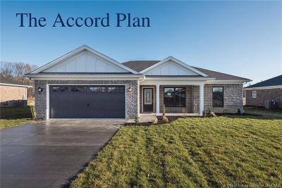 Clark County Single Family Home For Sale: 6438 Goldrush Boulevard