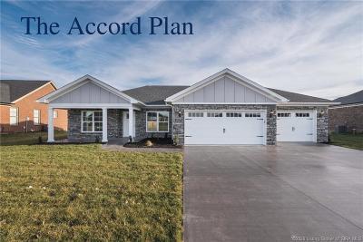 Clark County Single Family Home For Sale: 6428 Goldrush Boulevard