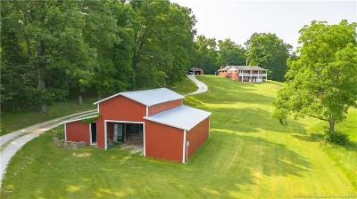 Crawford County Single Family Home For Sale: 8113 E Speed Road