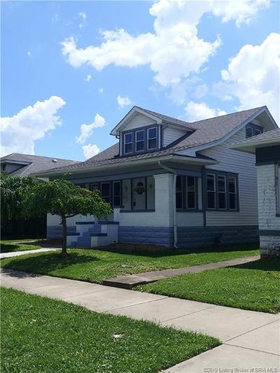 Floyd County Single Family Home For Sale: 1914 Culbertson Avenue