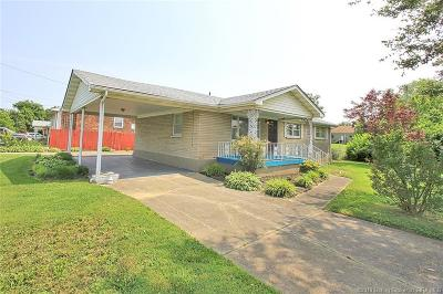 Louisville Single Family Home For Sale: 6217 Greenwood Drive