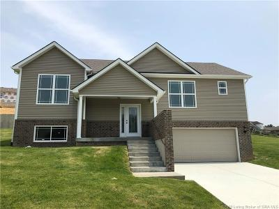 Clark County Single Family Home For Sale: 2814 Rolling Creek Drive