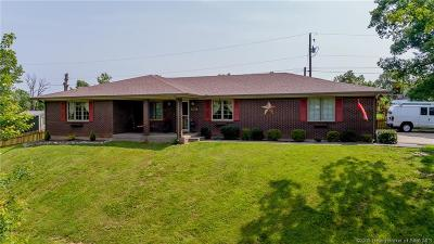 Lanesville Single Family Home For Sale: 2340 Ridge Crest Drive NE