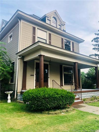 New Albany Single Family Home For Sale: 1902 Ekin Avenue