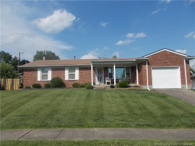 New Albany IN Single Family Home For Sale: $179,990