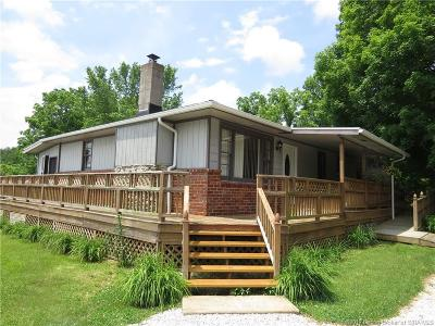 Harrison County Single Family Home For Sale: 4855 Union Chapel Road SW