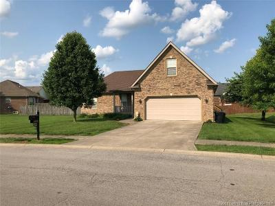 Jeffersonville Single Family Home For Sale: 5503 Buckthorne Drive