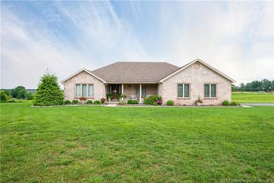 Scott County Single Family Home For Sale: 281 N Nicole Lane