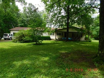 Washington County Single Family Home For Sale: 7309 W Cole Hollow Road