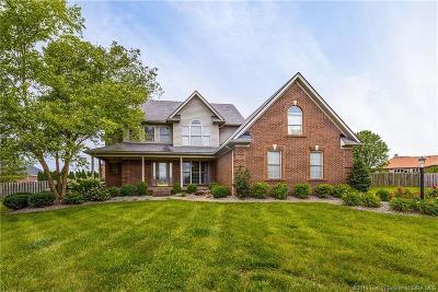 Floyd County Single Family Home For Sale: 3322 Twelve Oaks Court
