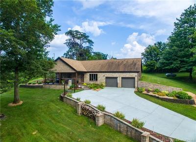 Lanesville Single Family Home For Sale: 3792 Lazy Creek Road NE
