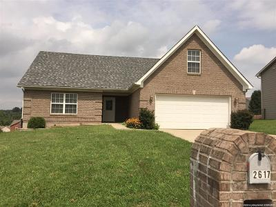 Jeffersonville Single Family Home For Sale: 2617 Wood Creek Way