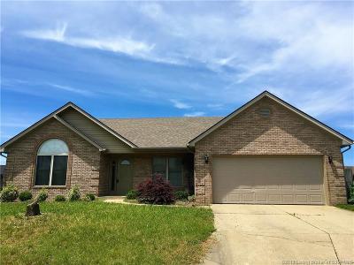 Jeffersonville Single Family Home For Sale: 4405 Black Slate Circle