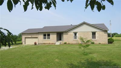 Georgetown Single Family Home For Sale: 3261 Hamby Road