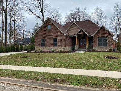 Corydon Single Family Home For Sale: 2922 NE Crescent Hill Drive Drive NE