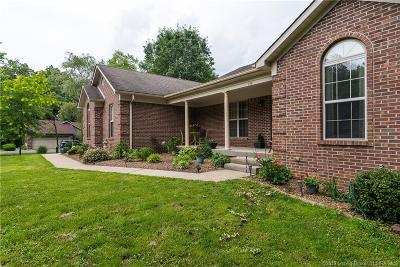 Corydon Single Family Home For Sale: 154 Country Club Estates Drive NE