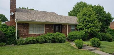 New Albany IN Single Family Home For Sale: $75,000