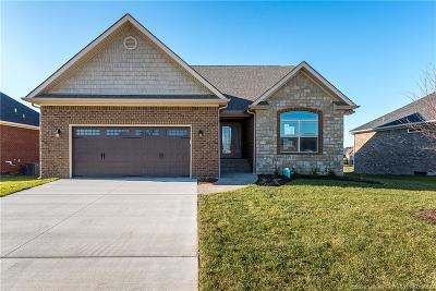 Clark County Single Family Home For Sale: 5606 Mimosa Run