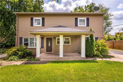 Louisville Single Family Home For Sale: 6600 E Manslick
