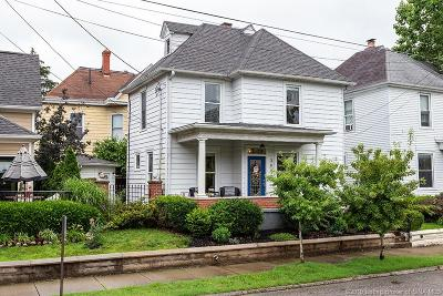 New Albany Single Family Home For Sale: 308 E 9th Street