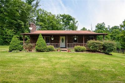 Floyd County Single Family Home For Sale: 2940 Alonzo Smith Road