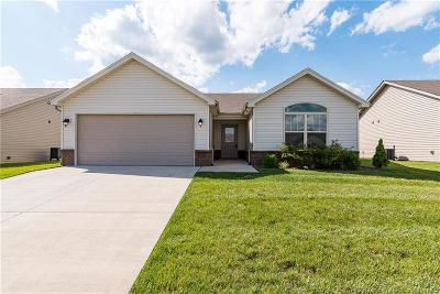 Jeffersonville Single Family Home For Sale: 1984 Ramsey Way