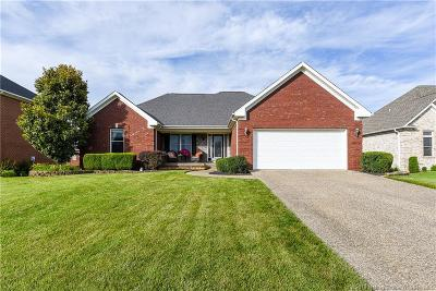 New Albany Single Family Home For Sale: 2881 Sandalwood Drive