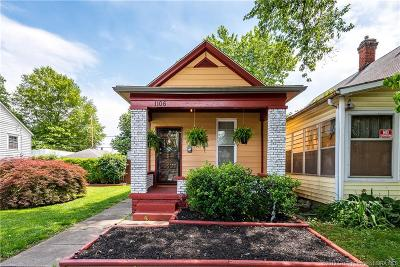 New Albany IN Single Family Home For Sale: $114,900