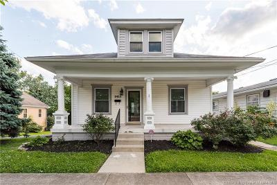 New Albany IN Single Family Home For Sale: $185,000