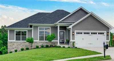 Clark County Single Family Home For Sale: 3001 Golden Eagle Ridge