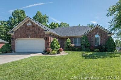 Floyd County Single Family Home For Sale: 4452 Erin Drive
